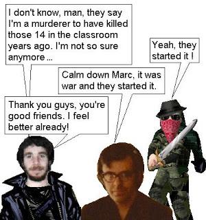 Marc doubts