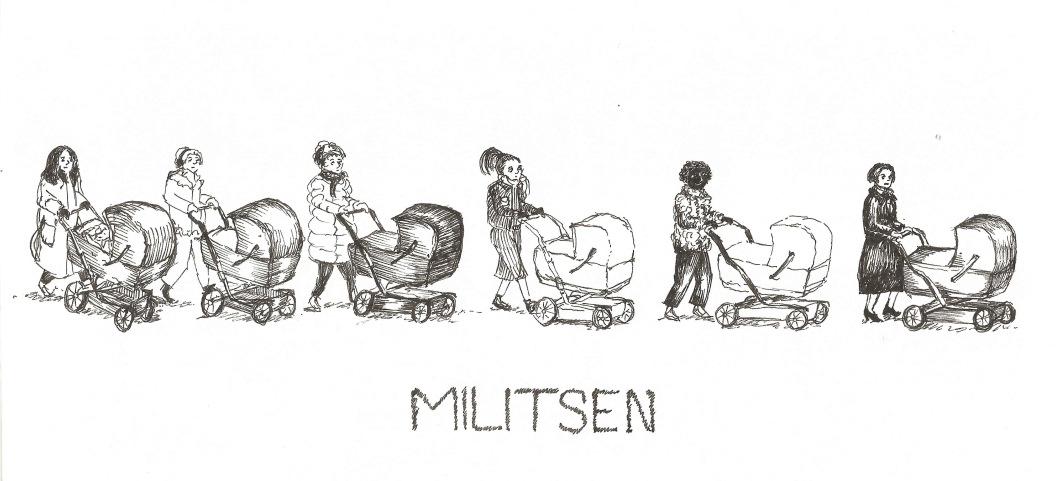 militsenbeskåret